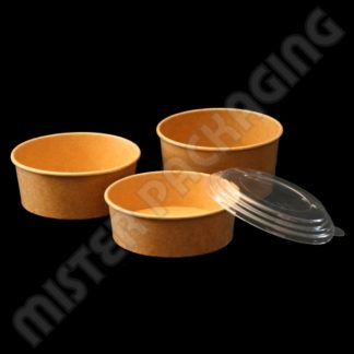 Compostable Tubs and Lids